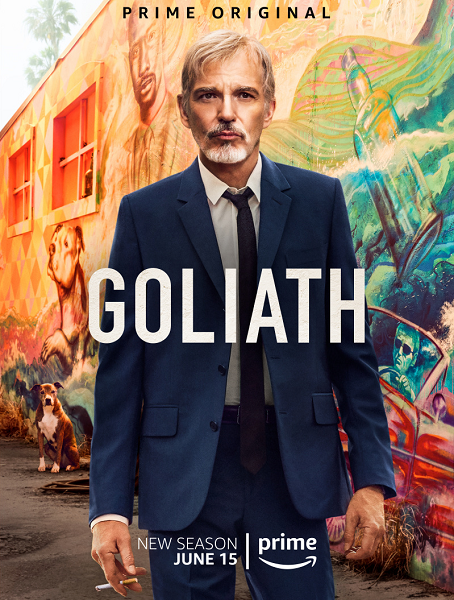 Голиаф / Goliath [S01-02] (2016-2018) WEBRip 720p | NewStudio