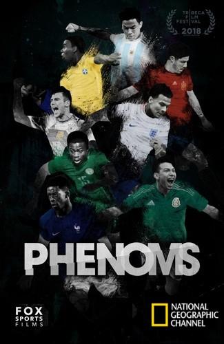 Феномены: Восходящие звезды футбола / Phenoms (2018) DVB [H.264] (Сезон 1, серии 1-3 из 5) (Обновляемая)