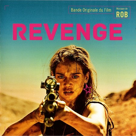 (Score) Месть / Revenge (ROB) - 2017, FLAC (tracks+.cue), lossless