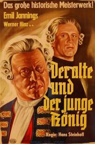 Старый и молодой король / Der alte und der junge K&#246nig (Ганс Штайнхофф / Hans Steinhoff) [1935, Германия, драма, DVDRip] VO (Виктор Рутилов) + Sub Rus (D.N.Yu) + Original Ger