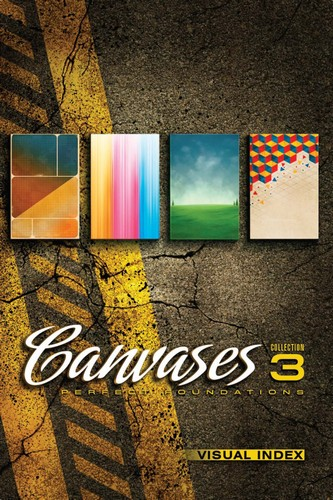 Digital Juice – Canvases Collections.(Collection 3 - Perfect Foundations)[1000 JPG]