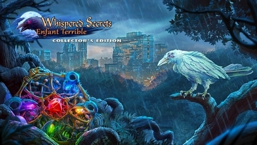 Whispered Secrets 8: Enfant Terrible (Collector's Edition)-Final