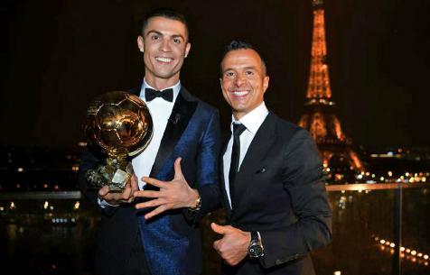 """Мендеш: """"Уход Роналду из """"Мадрида"""" станет новым вызовом в его карьере"""""""
