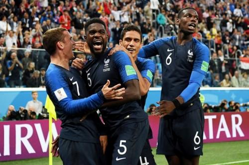 ЧМ-2018.1/2 финала.Франция-Бельгия (обзор) [Футбол]