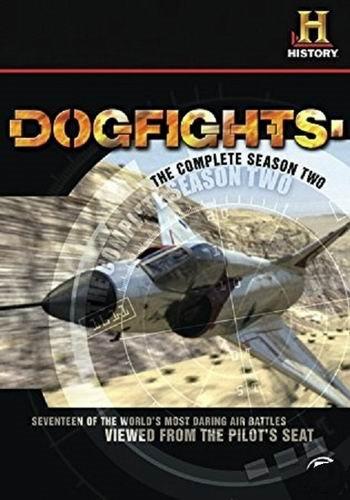 Воздушные бои / Dogfights (2007) SATRip (2 сезон, 17 серий из 18) [UA, EN]
