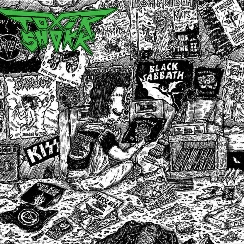 (Thrash Metal) Toxik Shokk - Story Of Our Life - 2018, MP3, 320 kbps