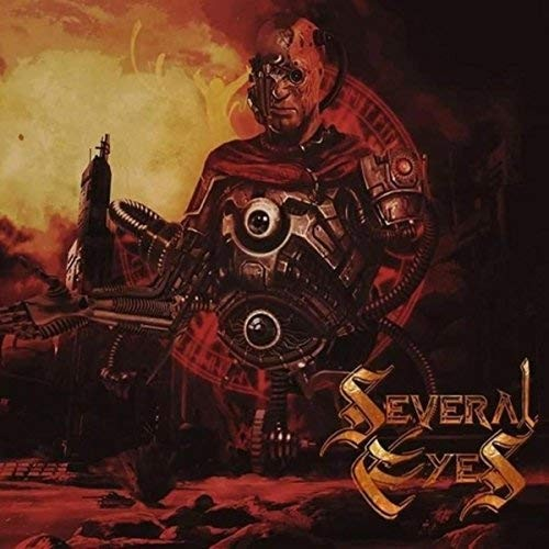 (Heavy Metal) Several Eyes - Several Eyes - 2018, MP3, 320 kbps