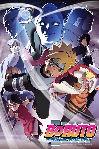 Боруто: Новое поколение Наруто / Boruto: Naruto Next Generations [01-70] (2017) WEBRip 720p | Kansai