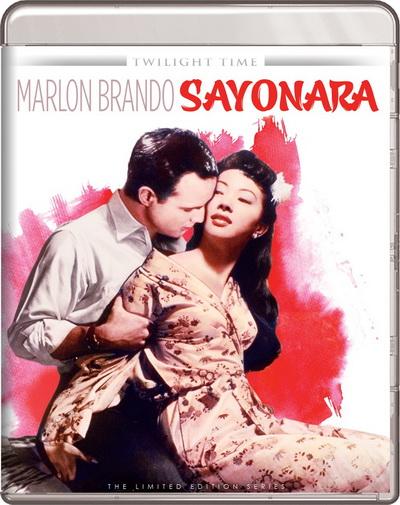 Сайонара / Sayonara (1957) BDRemux [H.264/1080p]
