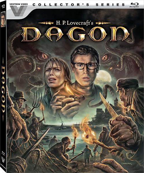 Дагон / Dagon (2001) BDRip 720p   P, P2, A