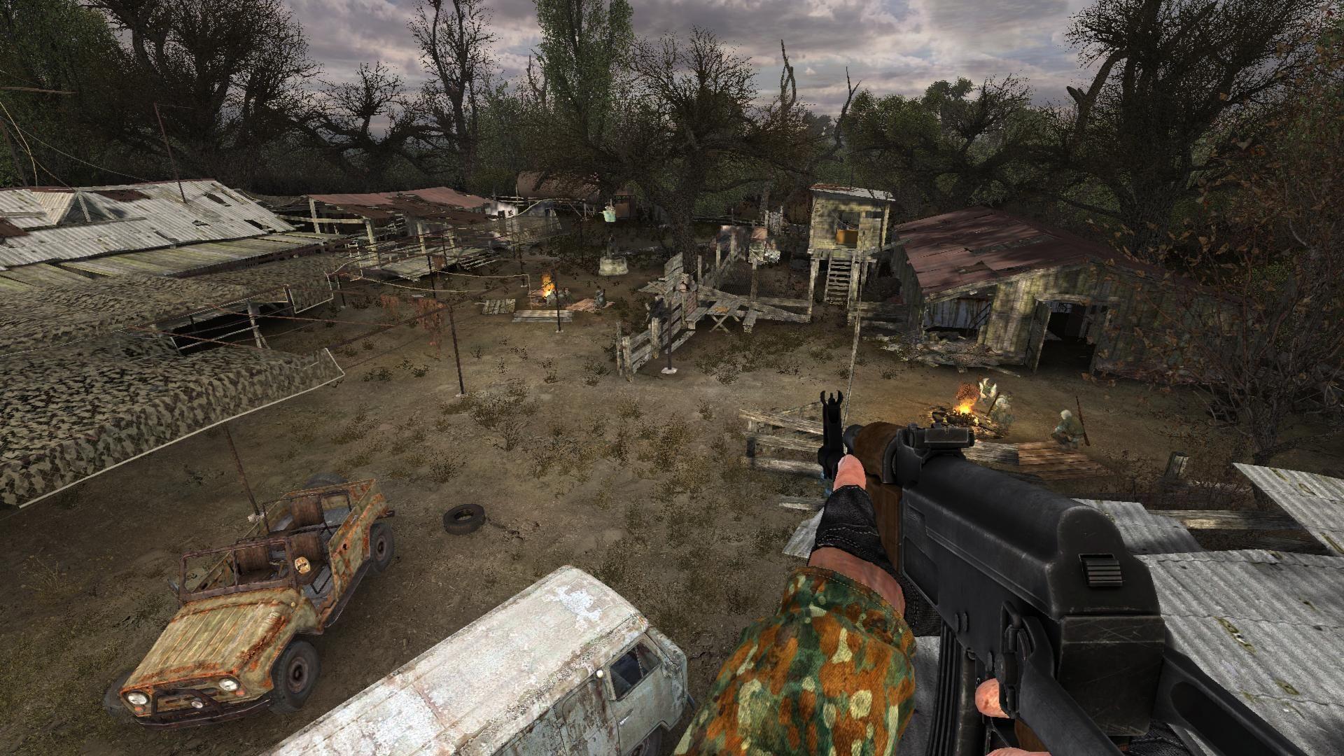 S.T.A.L.K.E.R.: Shadow of Chernobyl - Новый Арсенал [1.0006/5.1] (2018/PC/Русский), Repack от SeregA-Lus