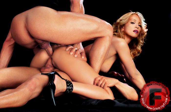 Мадонну выебали видео #5