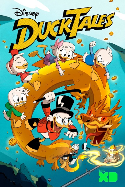 Утиные истории / DuckTales [02x01-05 из 23] (2018) WEB-DLRip 720p | ColdFilm