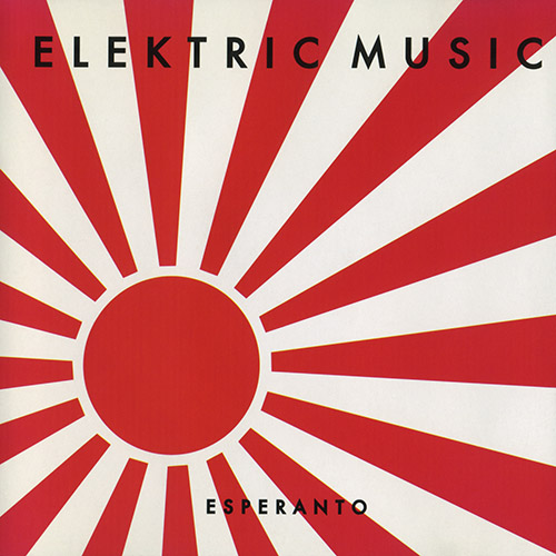 (Synth-pop) [CD] Elektric Music - Esperanto - 1993, FLAC (tracks+.cue), lossless
