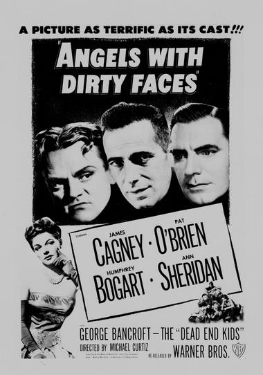 Ангелы с грязными лицами / Angels with Dirty Faces (1938) WEB-DL [H.264/1080p]