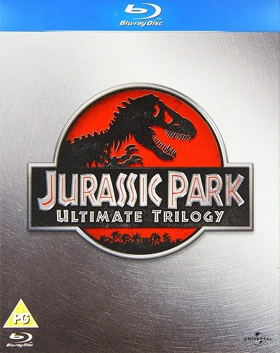 Jurassic Park Trilogy 1993-2001 Bluray 1080p