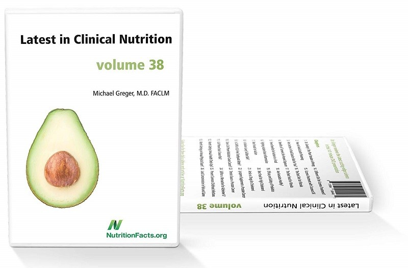 Dr Greger Latest In Clinical Nutrition Vol 38 TUTORIAL-SoSISO