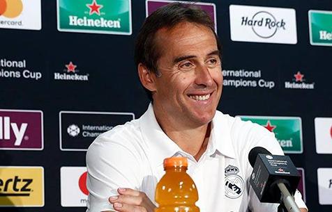 """Лопетеги: """"Модрич - игрок """"Мадрида"""", я не сомневаюсь, что он останется"""""""