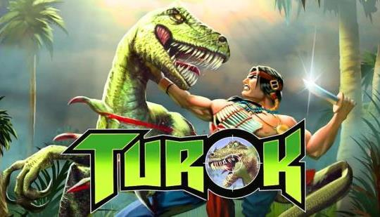 Turok v2.0.22184 (1997) [Multi] [macOS Native game]