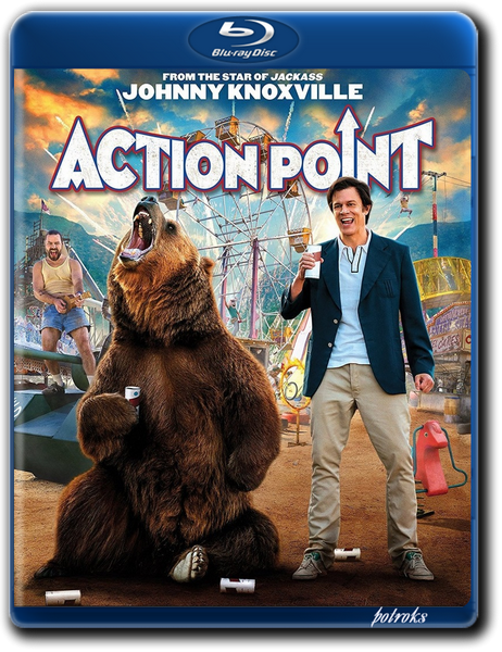 Точка отрыва / Action Point (2018) BDRip-AVC  | Лицензия