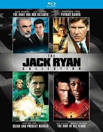 The Jack Ryan Collection BluRay 10Bit 1080p DD5 1 H265-d3g