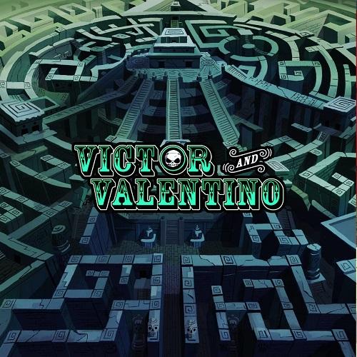 Виктор и Валентино / Victor & Valentino [01x01 из 20] (2018) WEBRip | ColdFilm