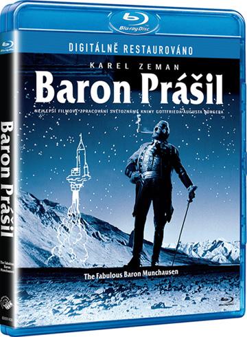 Барон Мюнхгаузен / Baron Prasil (Карел Земан / Karel Zeman) [1961, Чехословакия, приключения,сказка, BDRip 1080p] Dub (Союзмультфильм) + DVO (СВ-Дубль) + VO (Машинский) + Sub Cze, Eng + Original Cze