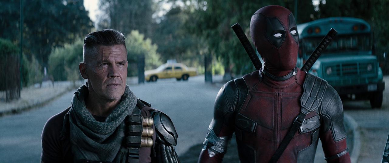 Дэдпул 2 / Deadpool 2 (2018) BDRip 720p | Расширенная версия | Лицензия