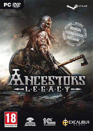 Ancestors Legacy (2018/PC/RePack от qoob/Build 51367)