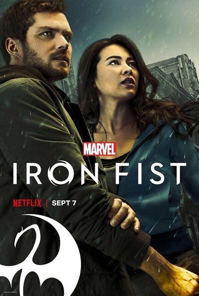 Железный кулак / Iron Fist [S02] (2018) WEBRip   ColdFilm