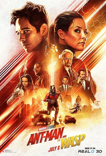 Ant Man and the Wasp 2018 1080p WEB-DL H264 AC3-EVO