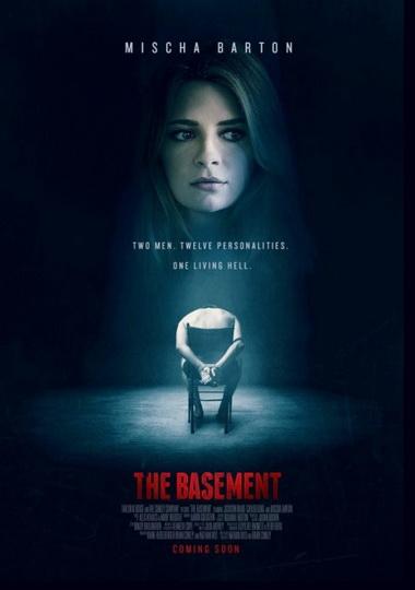 Подвал / The Basement (Брайан М. Конли / Brian M. Conley, Нэйтан Айвз / Nathan Ives) [2018, США, ужасы, WEB-DLRip] MVO (HDRezka Studio)