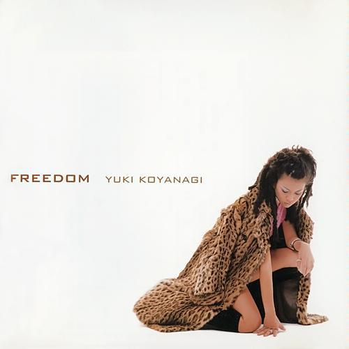 20181003.1905.15 Yuki Koyanagi - Freedom (1999) cover.jpg