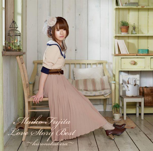 20181004.2156.09 Maiko Fujita - Love Story Best ~Hiiro no Kakera~ (2013) cover 1.jpg