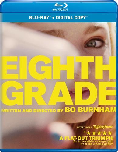 Восьмой класс / Eighth Grade  (2018) BDRemux [H.264/1080p] [EN / EN, Sp Sub]