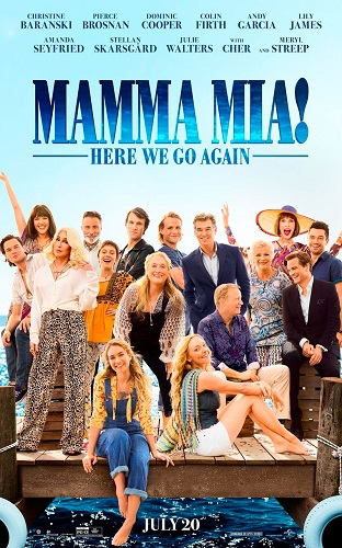 Mamma Mia Here We Go Again 2018 720p BluRay x264-SPARKS