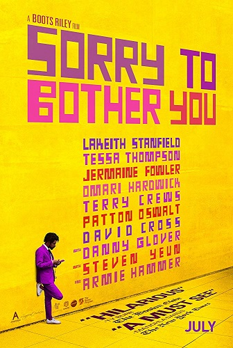 Sorry to Bother You 2018 1080p WEB-DL DD5 1 H264-CMRG