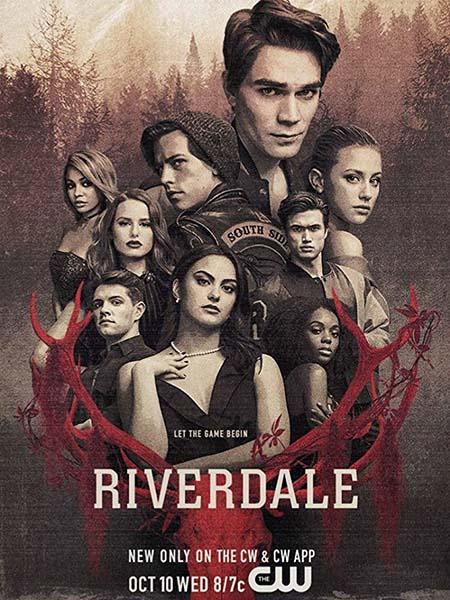 Ривердэйл / Riverdale [03x01-06 из 22] (2018) WEBRip-AVC | Пифагор