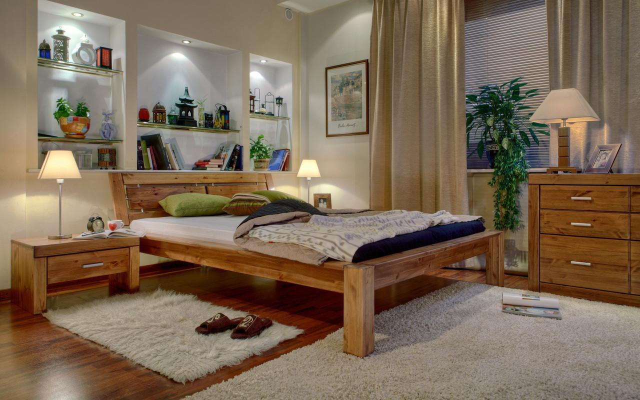 Мебель из массива сосны: преимущества и особенности обработки