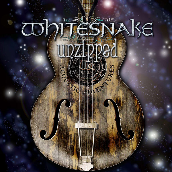 Whitesnake - Unzipped [5CD Super Deluxe Edition] (2018) MP3