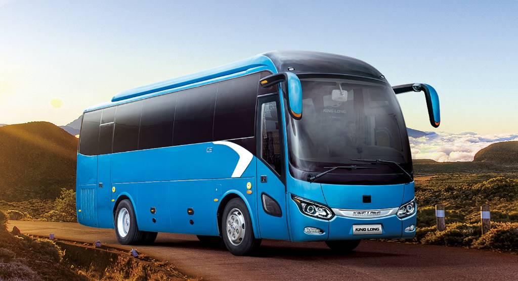 Полное техническое обеспечение автобусов от автоконцерна King long