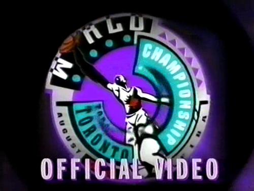Чемпионат мира по баскетболу-94 [1994, Баскетбол, VHSRip] AVO Андрей Дольский