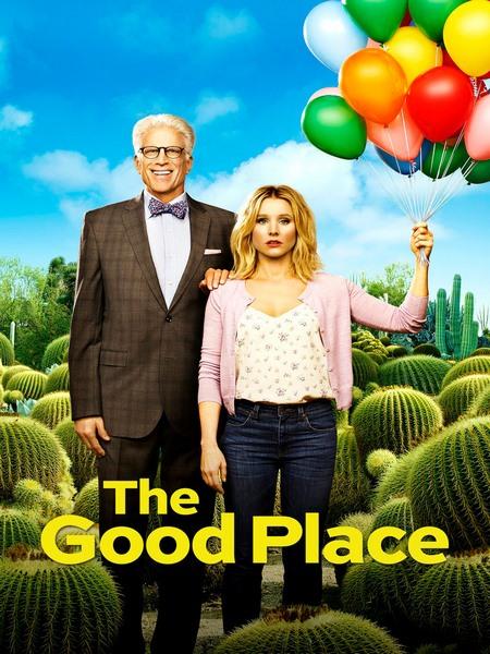 The Good Place Seasons (1-2) Complete DVDRip x264-REWARD