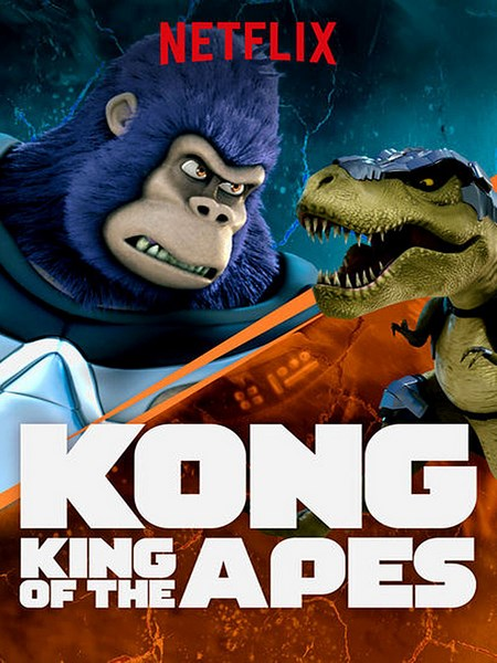 Kong King of The Apes Seasons (1-2) Complete WEBRip x264-MiXED