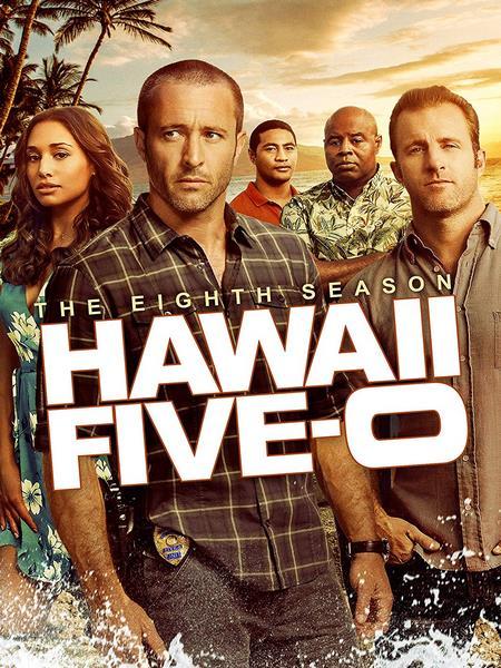 Hawaii Five-0 2010 Season 8 DVDRip x264-PFa