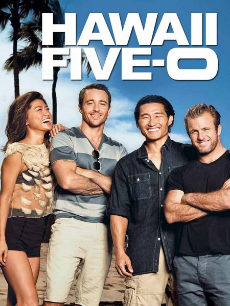 Hawaii Five-0 2010 Seasons (1-8) Complete DVDRip x264-MiXED