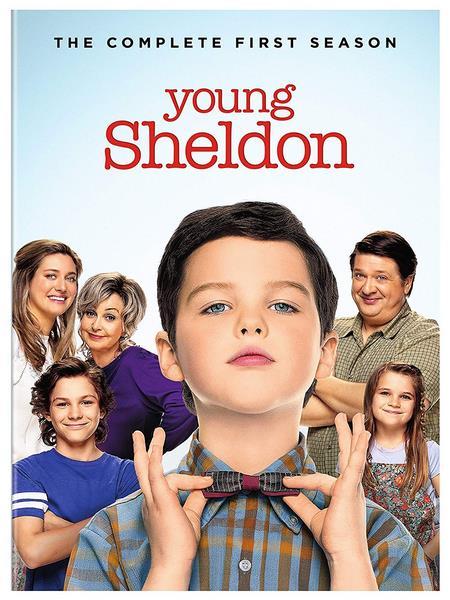 Young Sheldon Season 1 BDRip x264-REWARD
