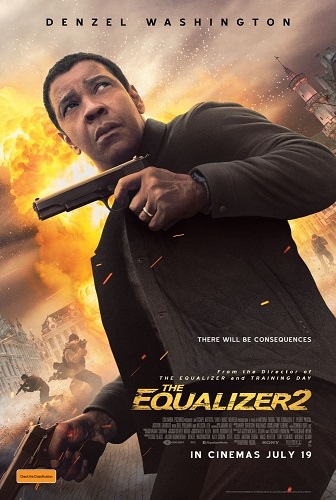 The Equalizer 2 2018 1080p WEB-DL H264 AC3-EVO