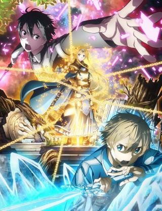 Sword Art Online: Alicization 5618476acffd9ef2fc36f2780a250ce9