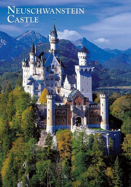 Замок Нойшванштайн / Neuschwanstein Castle (2018) WEBRip 2160p